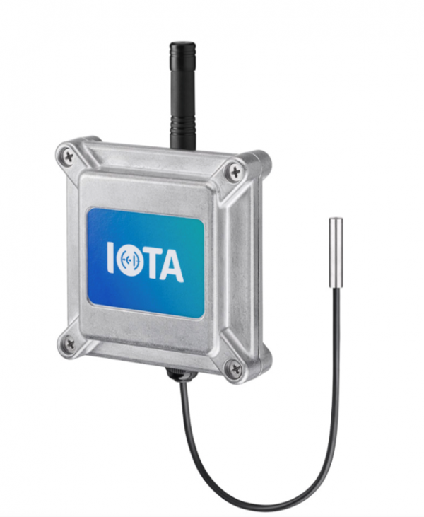 Nollge IOTA Temperature Sensor Fixed Probe Outdoor