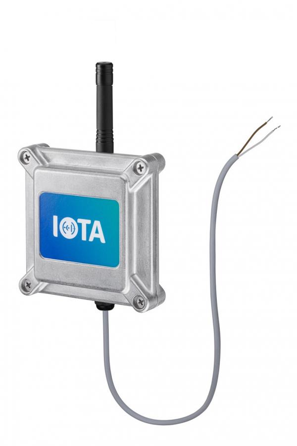 Nollge IOTA 1-input Dry Contact Sensor Outdoor