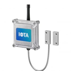 Nollge IOTA Industrial Magnetic Gate Sensor Type A Outdoor