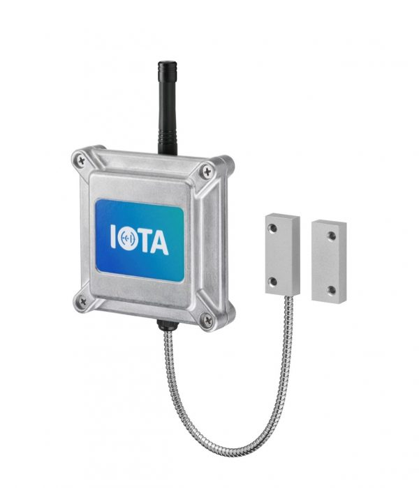 Nollge IOTA Industrial Magnetic Gate Sensor Tybe A Outdoor