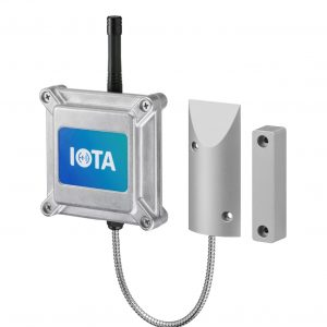 Nollge IOTA Industrial Magnetic Gate Sensor Outdoor